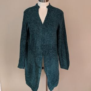 NWOT Torrid open front sweater  - size 1